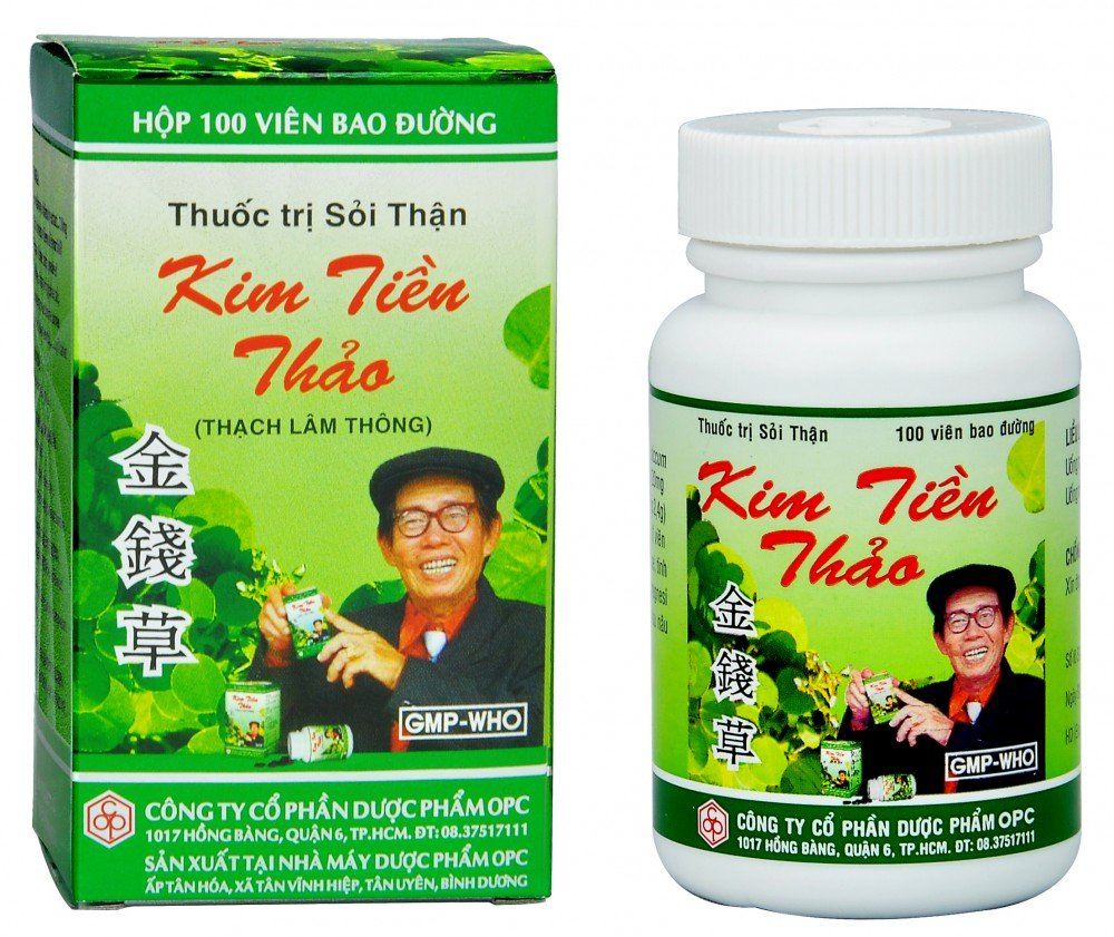 2 Boxes, 200 Tablets Shilintong Kidney Break Stones Urinary Tract Infection Kim Tien Thao by Store vietnam