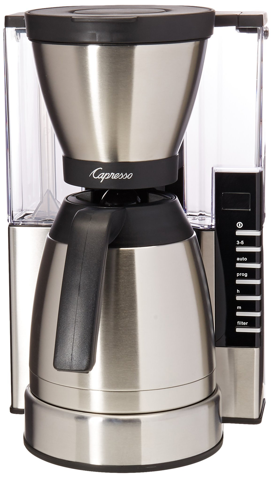 Capresso 498.05 MT900 Rapid Brew Herbcicle Plus, Stainless Steel by Capresso