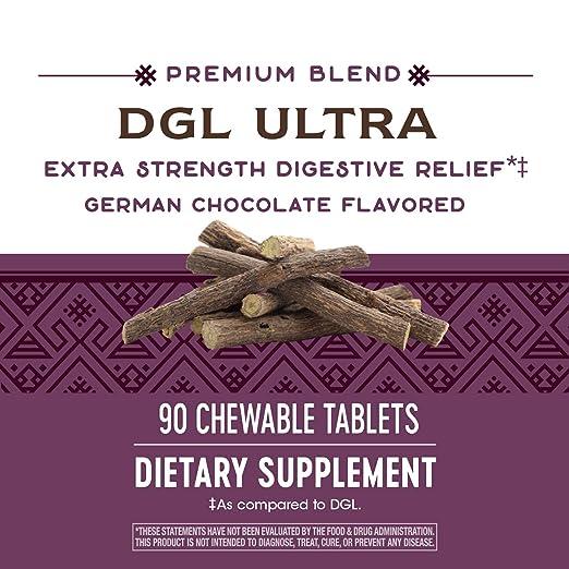Amazon.com: enzimática terapia DGL Ultra extra-strength ...