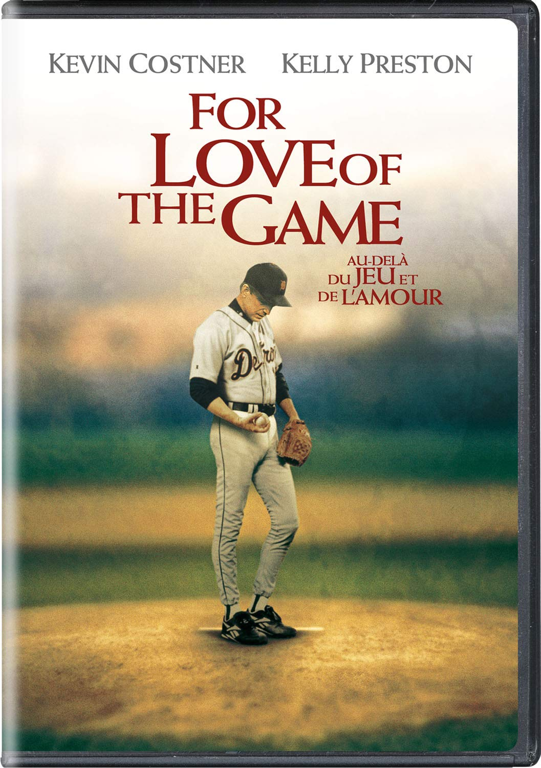 Amazon.com: For Love of the Game: Kevin Costner, Kelly Preston ...