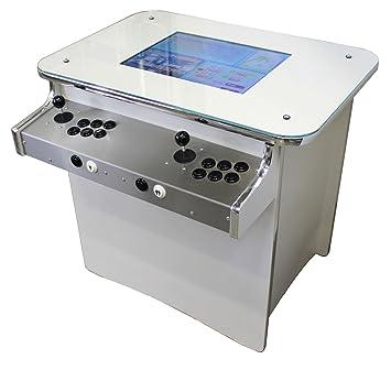 GameCAB Arcade Asistente 600 | Mesa de café Retro Juegos máquina con 600 Arcade Classics: Amazon.es: Hogar