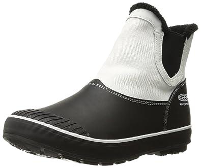 9f46fcf1e53 KEEN Women s Elsa Chelsea Waterproof Boot