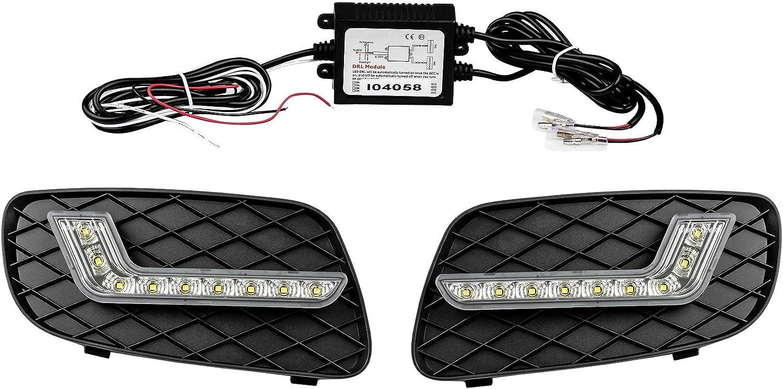 Autolight 24 Led Tagfahrlicht L Form R87 Smart 451 W451 16143 Auto