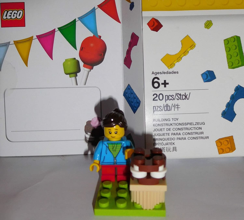 LEGO 6178089 - Tarjeta de cumpleaños: Amazon.es: Juguetes y ...