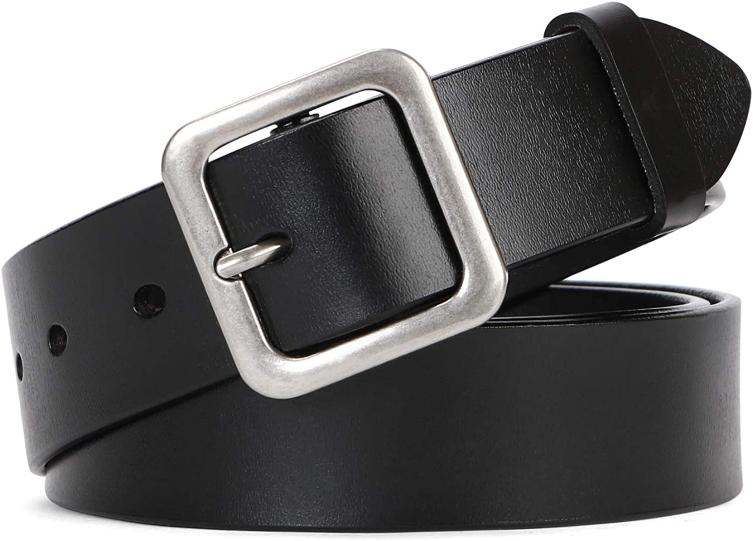 WERFORU Leather Belt Casual...