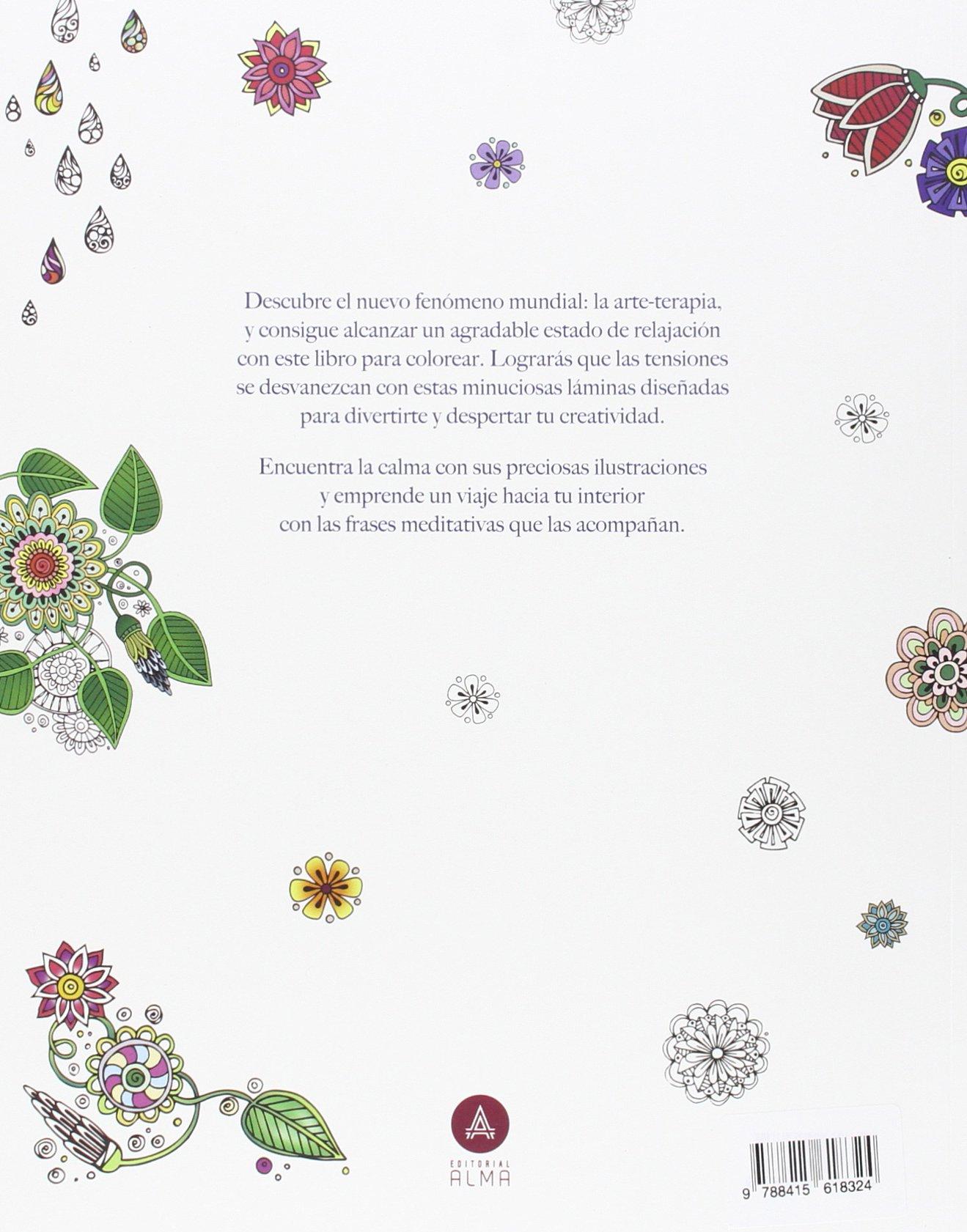 Arte-terapia: Inspiraciones creativas para colorear (Spanish Edition ...