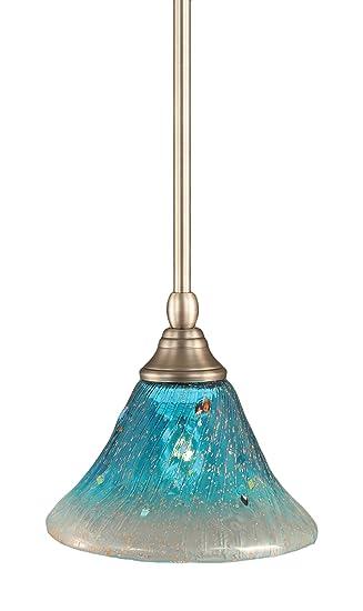 mini pendant lighting fixtures. toltec lighting 23bn458 stem minipendant light brushed nickel finish with mini pendant fixtures g