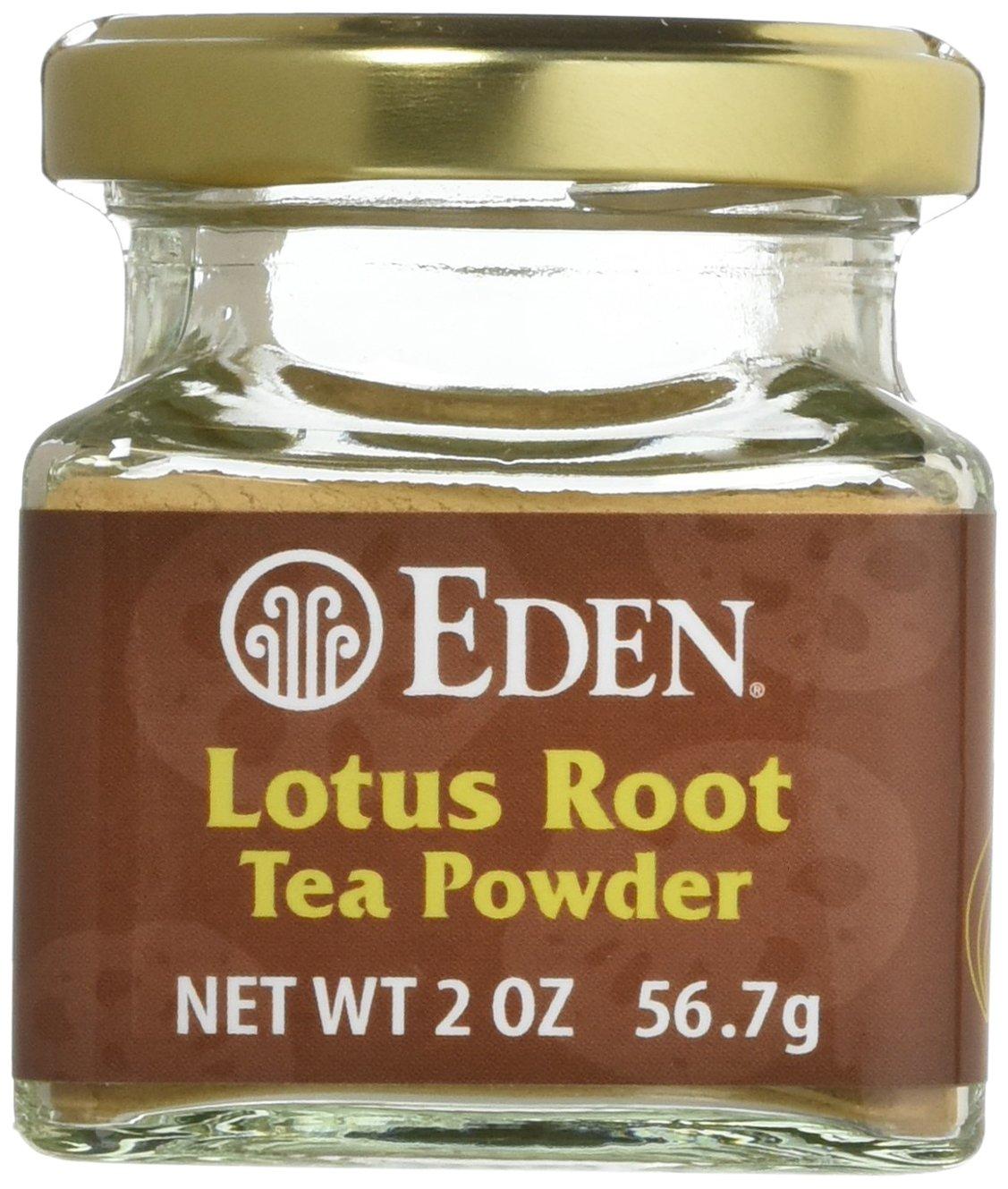 Eden Lotus Root Tea, 2 oz Glass Jar