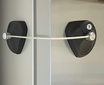 Bloqueo de refrigerador LOCK PODZ, cerradura de congelador ...