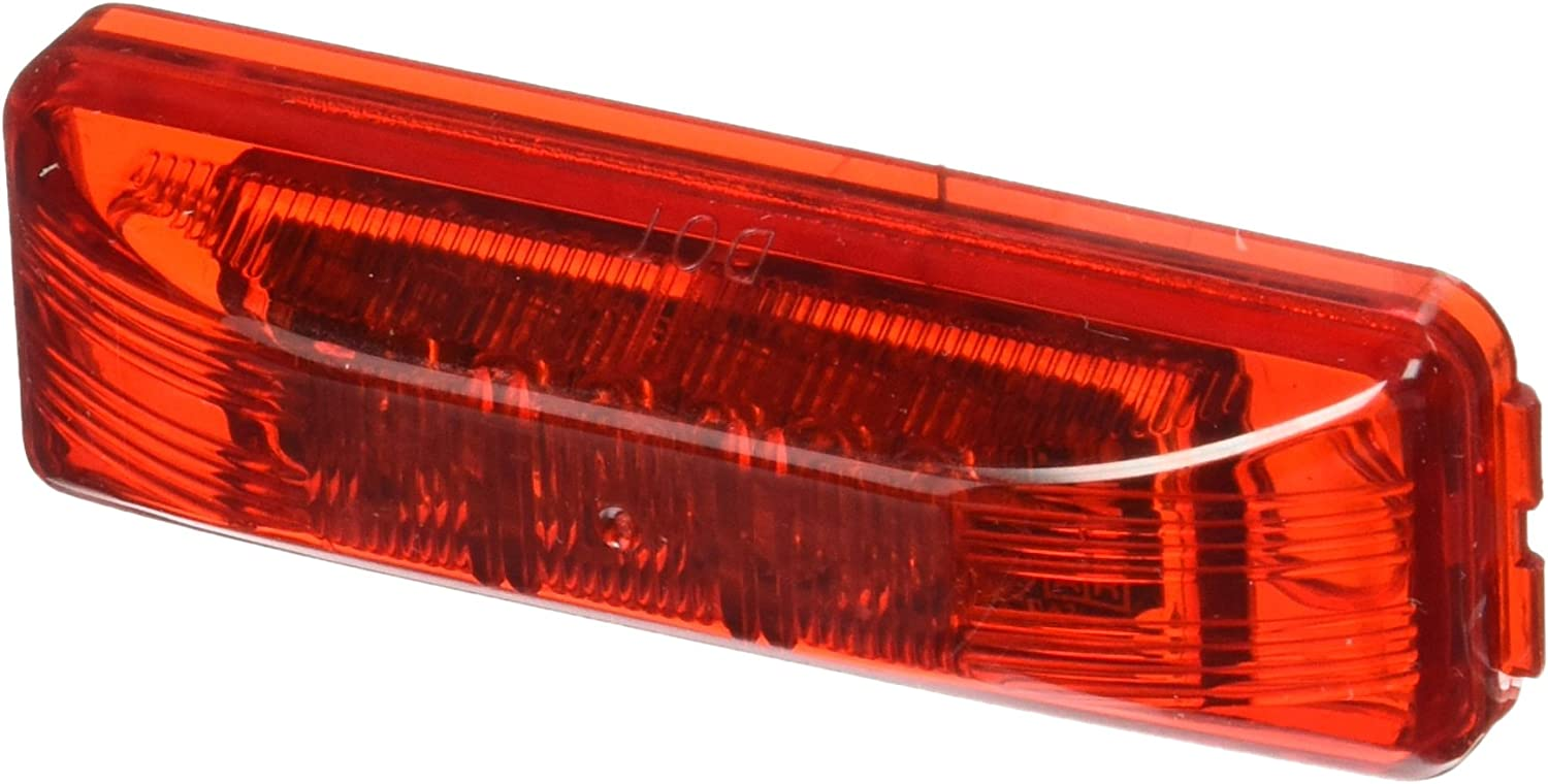 RoadPro RP-150R Red 2.5 x 1.25 Sealed Light