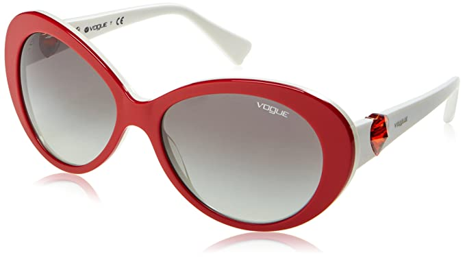 Amazon.com: Vogue – Gafas de sol VO 2792 SB 2066 acetato/11 ...