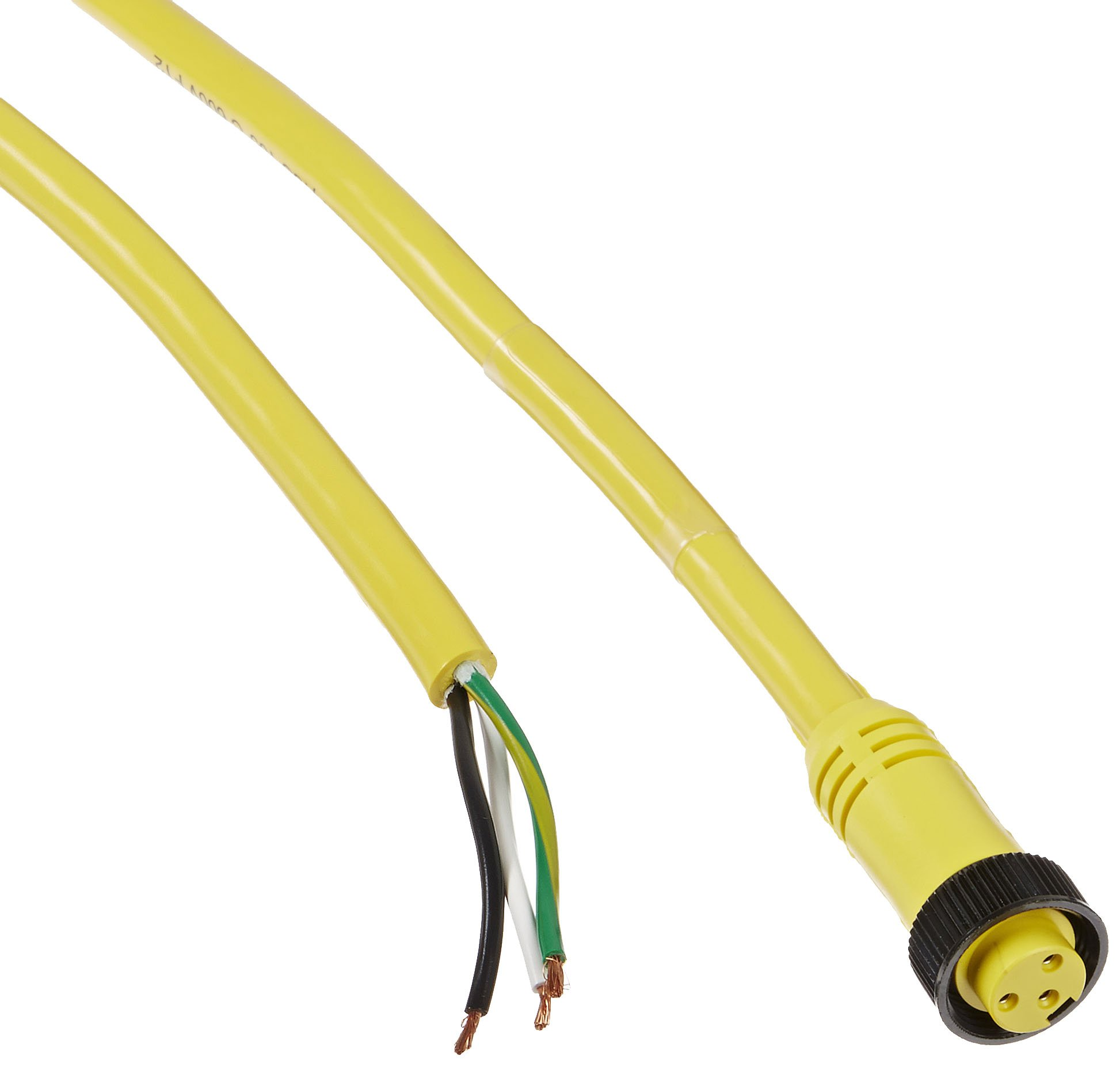 Brad Harrison 130006-0237 Mini-Change MC 3P FP 15' 16/3 PVC