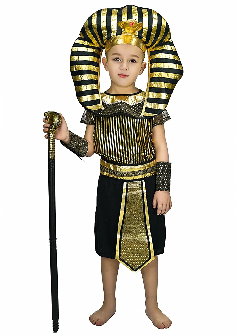 DSplay Boys Egyptian Priest Costume