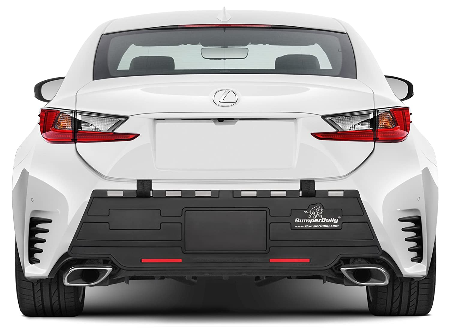 Design of a car bumper - Amazon Com Platinum Edition Bumper Bully With Impact Pads The Thickest Strongest Largest Bumper Protector Bumper Guard Bumper Protection