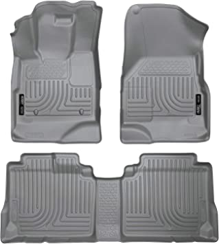 Amazon Com Husky Liners Fits 2010 17 Chevrolet Equinox 2010 17