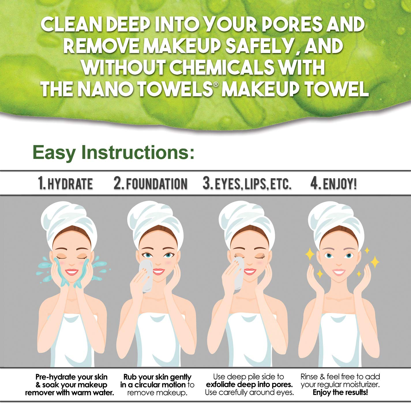 Airbnb Guest Ruined Towels: How To Remove Makeup From Towels