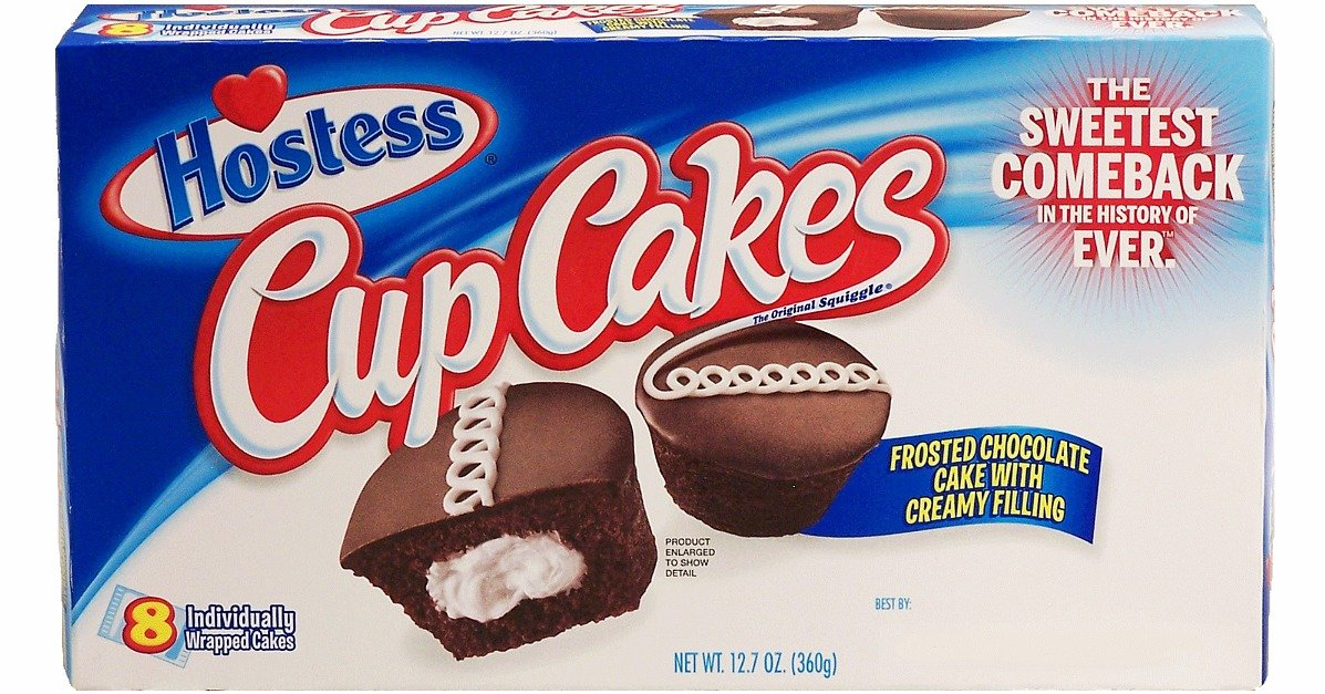 Hostess Cup Cakes, 12 6 oz