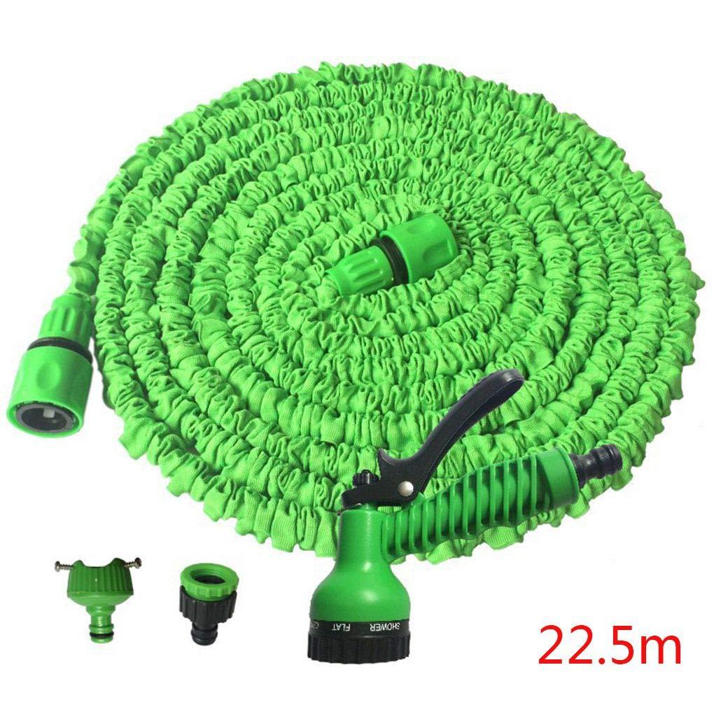 Elenxs Espandibile flessibile Garden di acqua di plastica Tubi Tubo con irrigazione a spruzzo