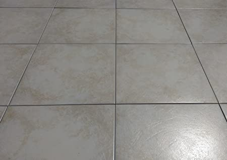 10m2 1st Quality Glazed Porcelain Floor Tile Deal 330 X 330 Cream