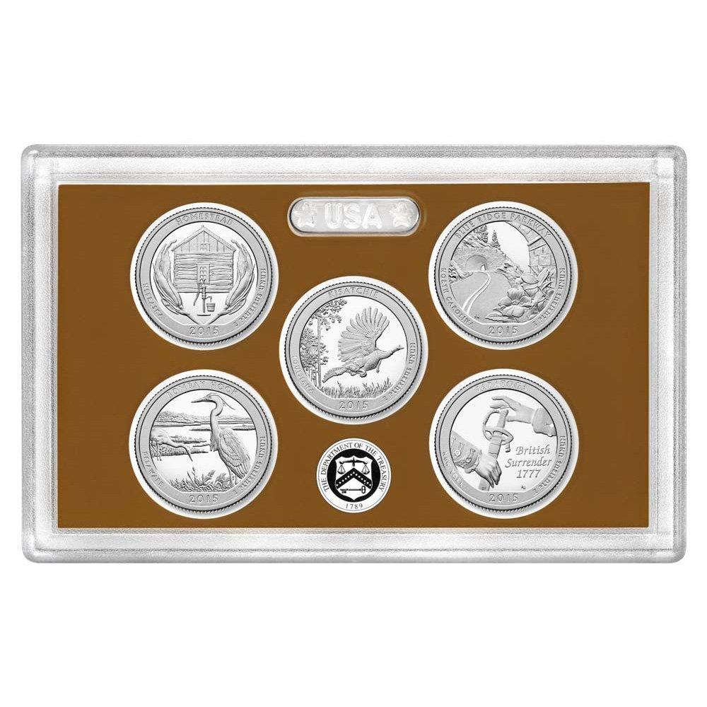 6 Coin Prestige Proof Set w//Constitution Silver Dollar,Box /& Coa Stunning 1987