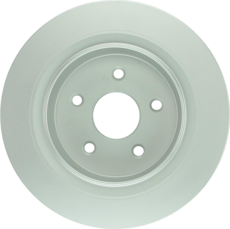 Bosch 16010160 QuietCast Premium Disc Brake Rotor For Chrysler 2011-2016 1500; Rear 2004-2009 Durango 2007-2009 Aspen; Dodge 2002-2010 Ram 1500; Ram