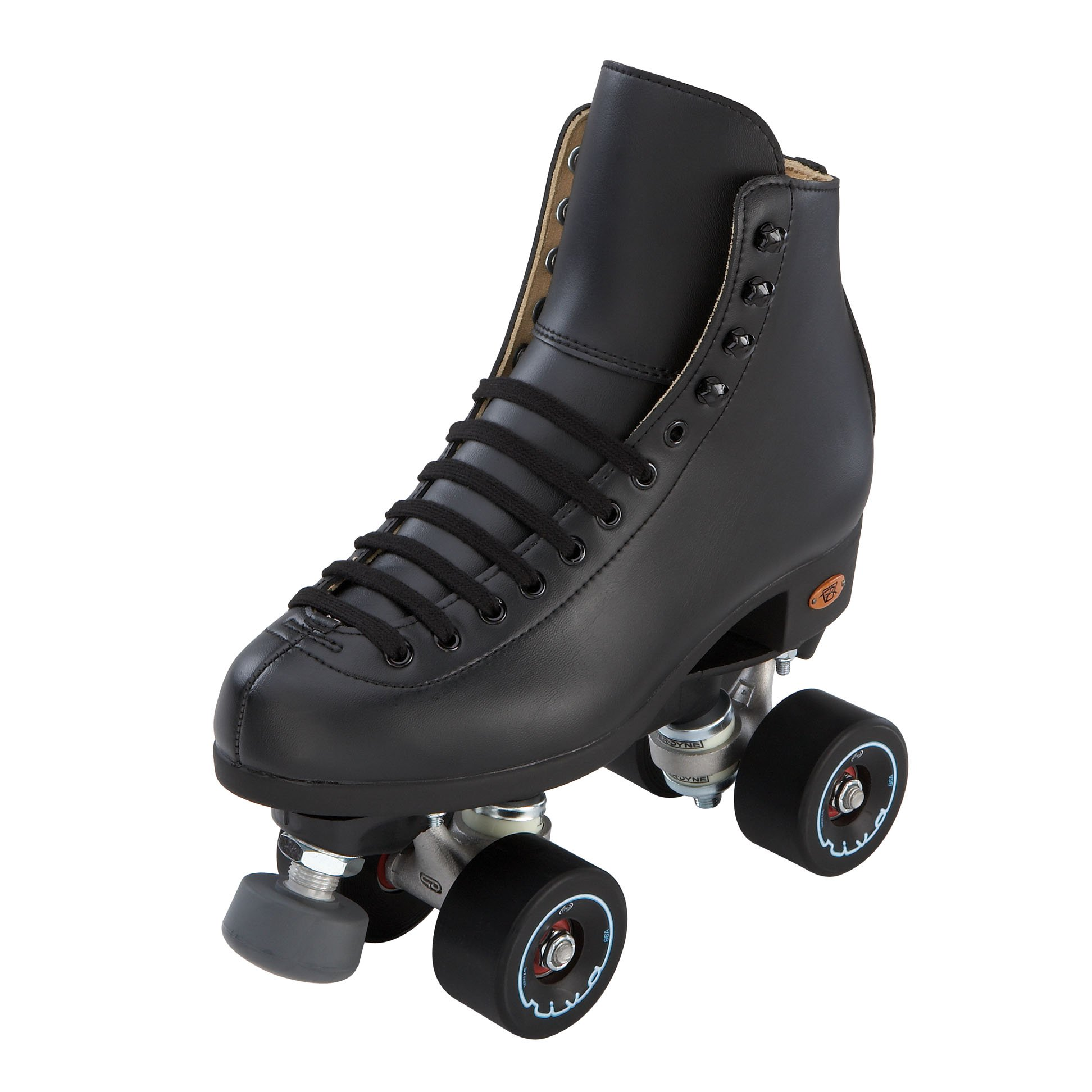 Riedell Roller 111 Angel (Black, 7 D) by Art