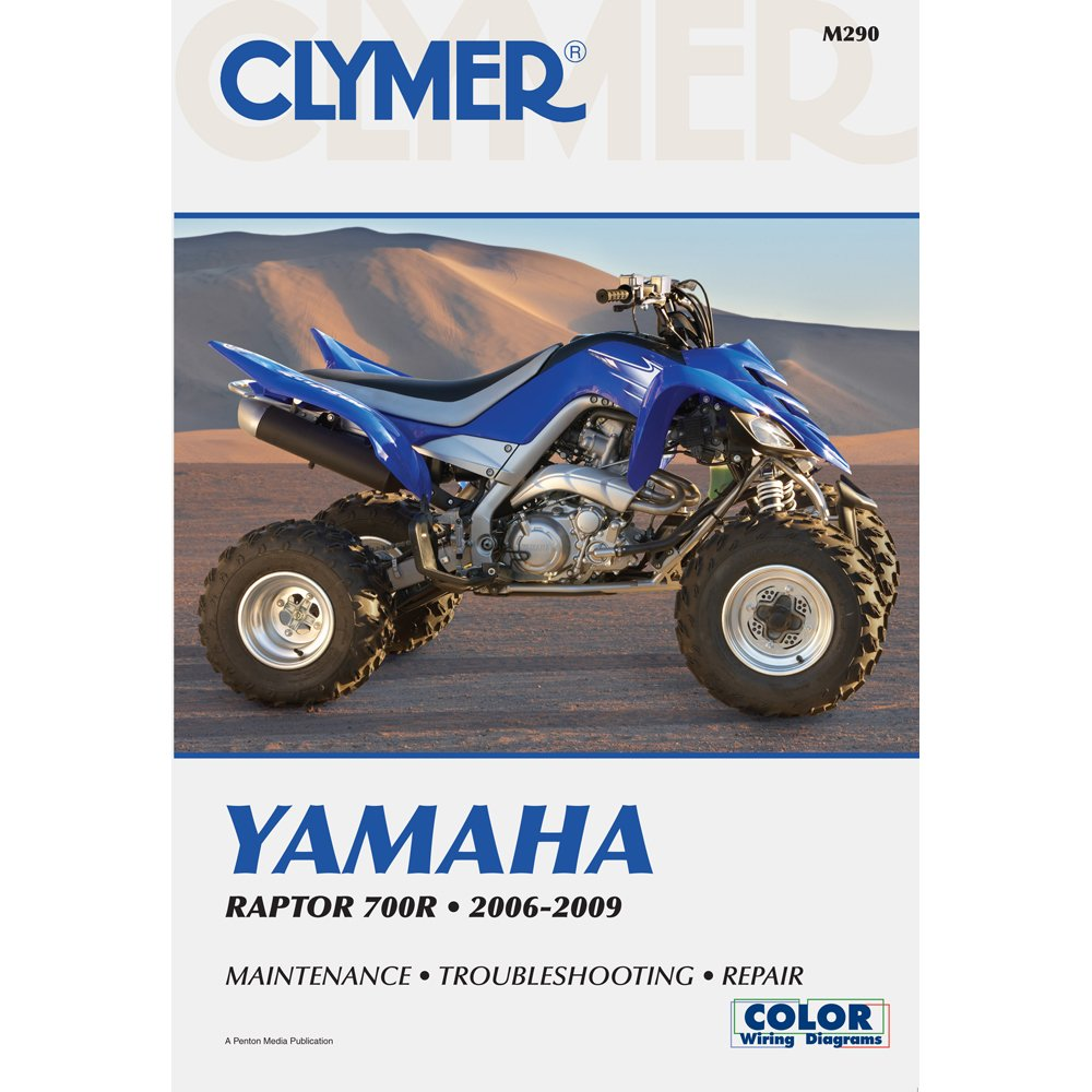 Amazon 20062009 Yamaha Raptor 700r Clymer Manual 700. Amazon 20062009 Yamaha Raptor 700r Clymer Manual 700 Manufacturer Part Number M290ad Stock Photo Actual. Wiring. 2006 Raptor 250 Wiring Diagram At Scoala.co