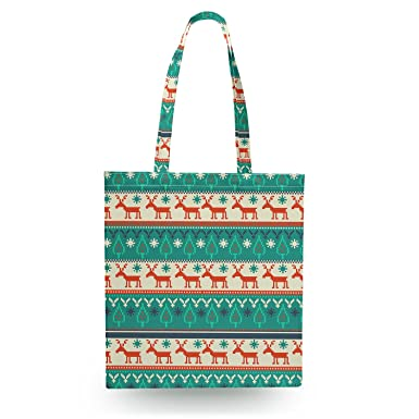 ugly christmas sweater canvas tote bag open canvas tote bag - Is 711 Open On Christmas