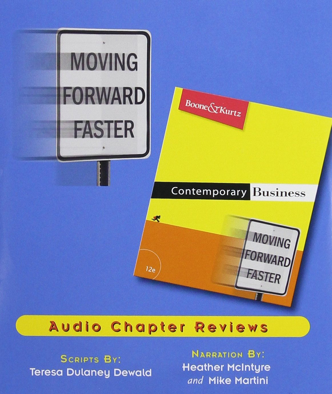 Contemporary Business Audio Chapter reviews (Contemporary Business Audio Chapter Reviews, 12e) ebook