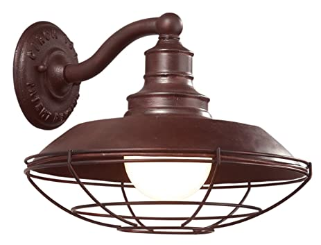 amazon com troy lighting circa 1910 12 w outdoor wall light old