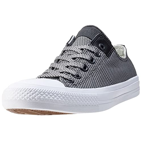 fb98ce144087 Converse CTAS Ii Ox Basket Weave Mens Trainers Grey - 7 UK  Amazon ...