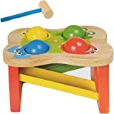 Goula Hammer Balls Wooden Game