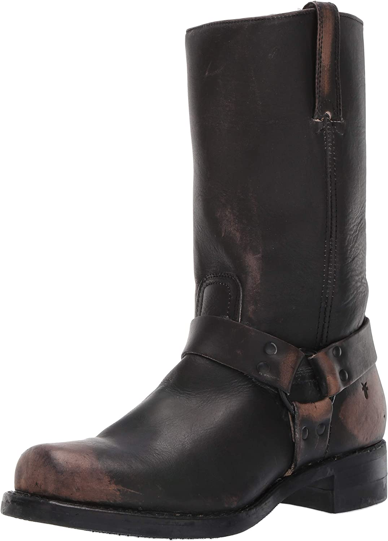 Frye Men's Harness 12R Boot Shoes