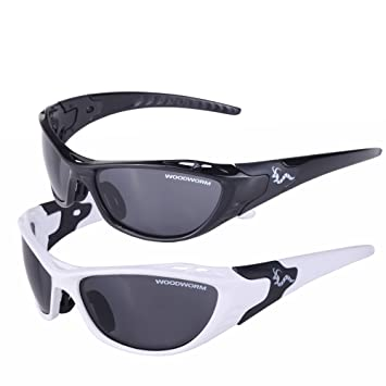 buy sports sunglasses  Woodworm Pro Elite Sports Sunglasses Buy 1 Get 1 Free: Amazon.co ...