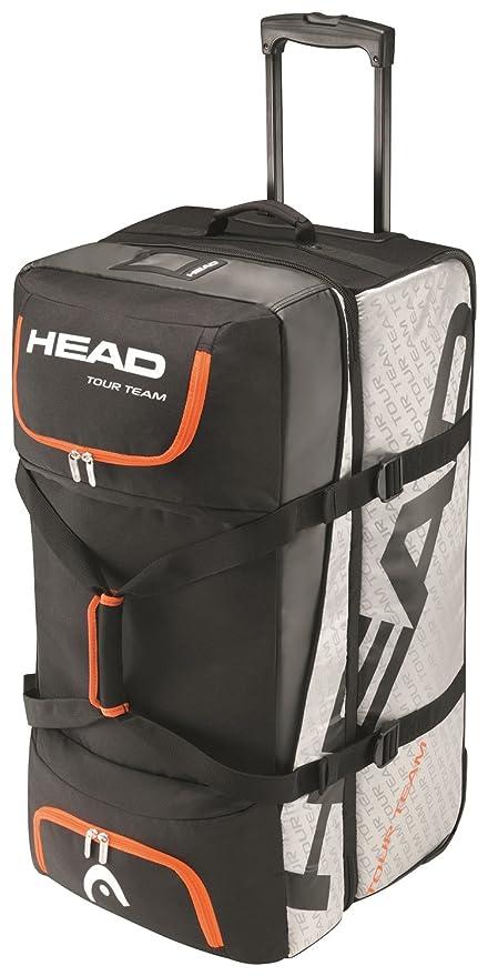 Head Tour Team - Bolsa de Deporte de Viaje Plata: Amazon.es ...
