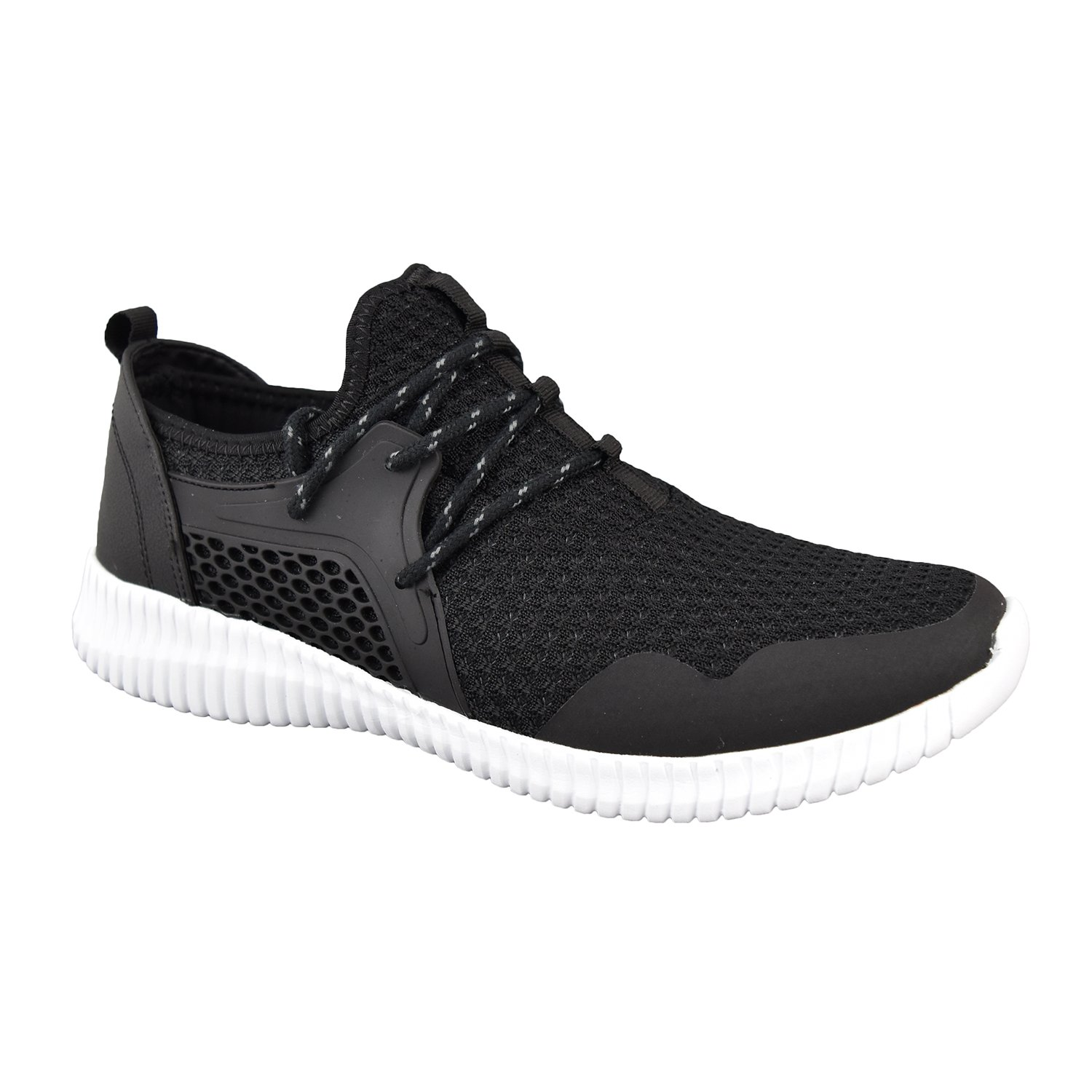 Rocky Moose Men's Breathable Comfortable Lace-up Running Shoes,Lightweight, Casual Sneakers - Miles II