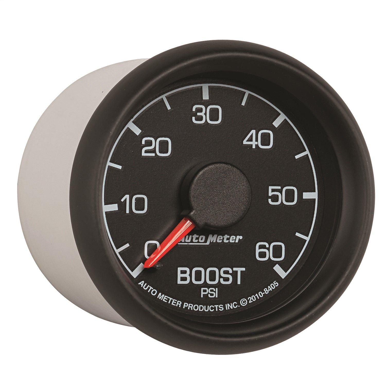 Auto Meter 8405 2-1/16' 0-60 PSI Boost Gauge