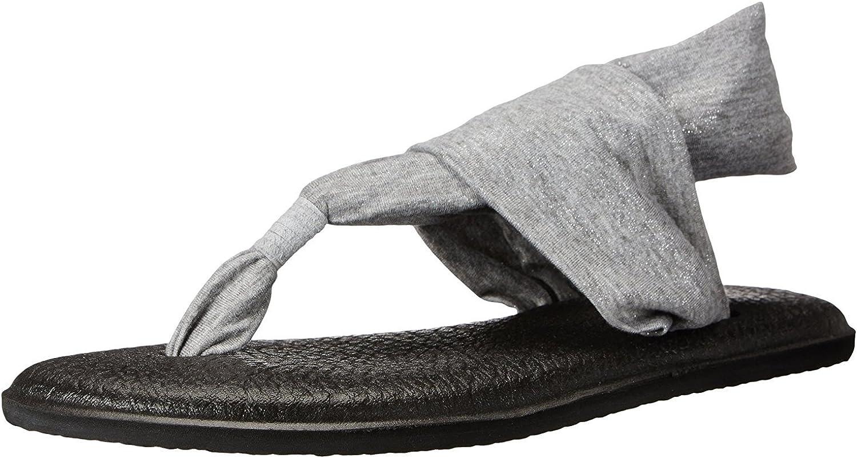 Sanuk Yoga Sling 2 Metallic Womens Sandal