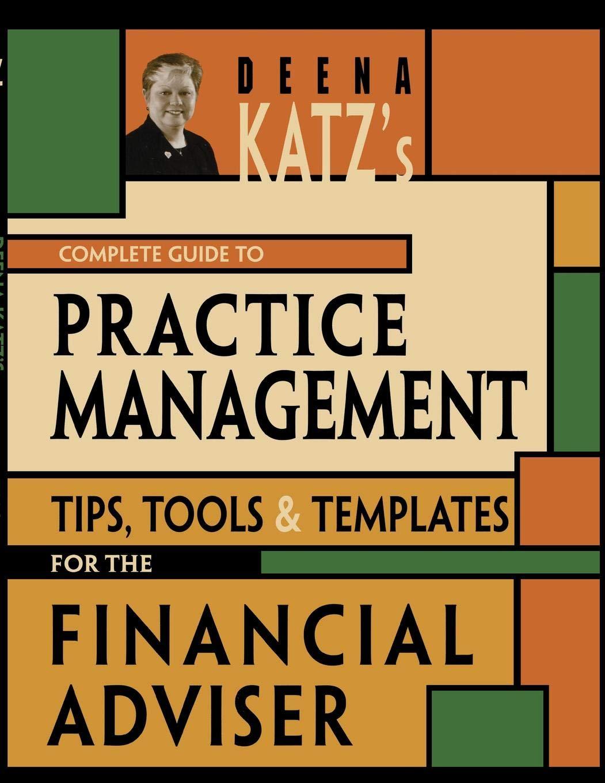 Deena Katz's Book