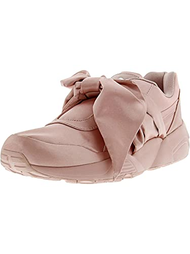 the latest 3401b 7225d Puma Fenty by Rihanna Bow Sneaker 9. 5 Pink: Buy Online at ...