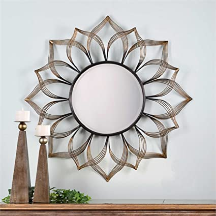 Buy Collectible India Decorative Sunflower Wall Mounted Hanging ...