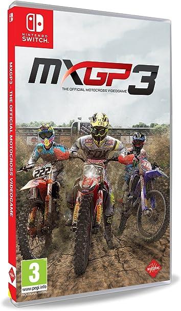 Giochi per Console Milestone MXGP 3: The Official Motocross Videogame: Amazon.es: Videojuegos