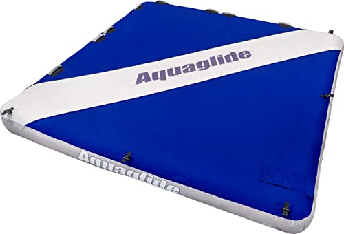 Classic Inflatable Swim/Fishing Platform for 1-4 People [Aquaglide] Picture