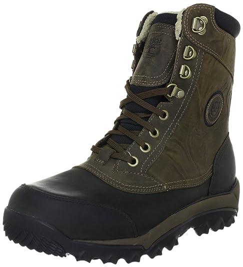 Calidad superior Zapatos 2018 como encontrar Timberland EKFCWNTR 9 IN Dark Olive, Botas de Nieve para Hombre
