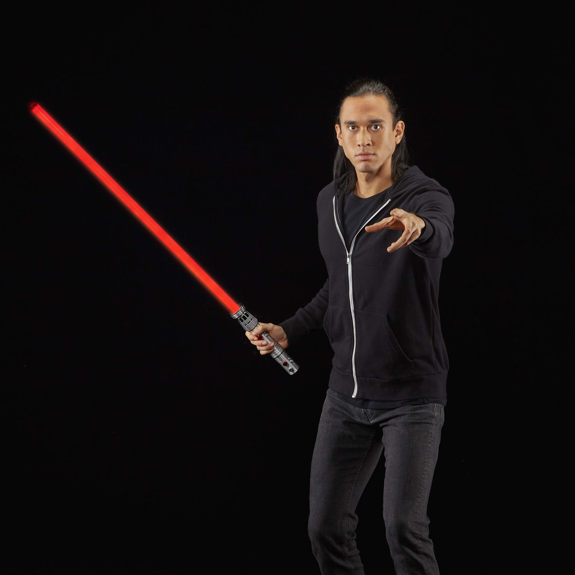 Star Wars The Black Series Darth Maul Ep1 Force FX Lightsaber Toy by Star Wars (Image #4)