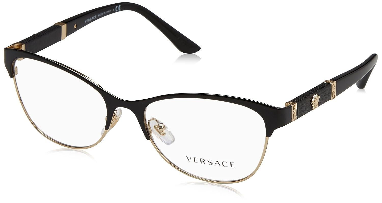 Versace Womens VE1233Q Eyeglasses