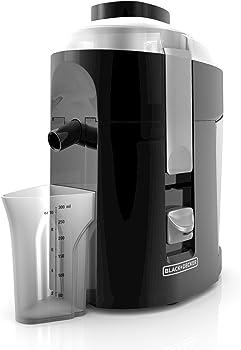 Black + Decker 400W Fruit and Vegetable Juice Extractor JE2200B
