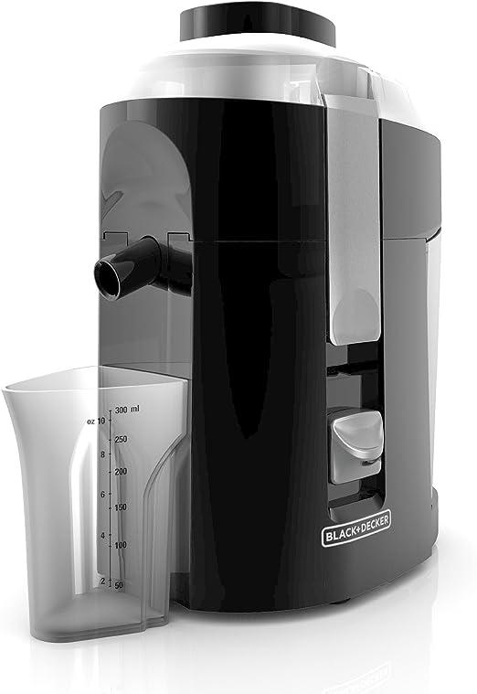 BLACK+DECKER 400-Watt Fruit and Vegetable Juice
