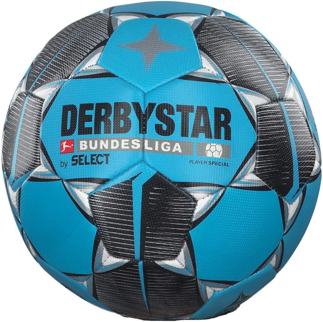 Derbystar Bundesliga Player Special - Balón de fútbol, Color Negro ...