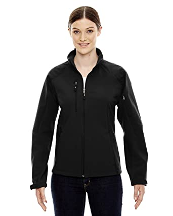 Averill s Sharper Uniforms Women s Doorman-Valet Soft Shell Jacket Small  Black-Black b4fbf19433